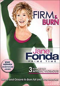 Jane Fonda DVD cover