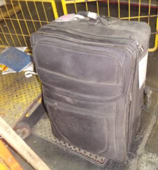 photo of suitcase